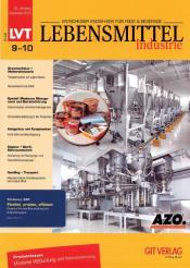 Artikel aus LVT LEBENSMITTEL Industrie 09-10 2015